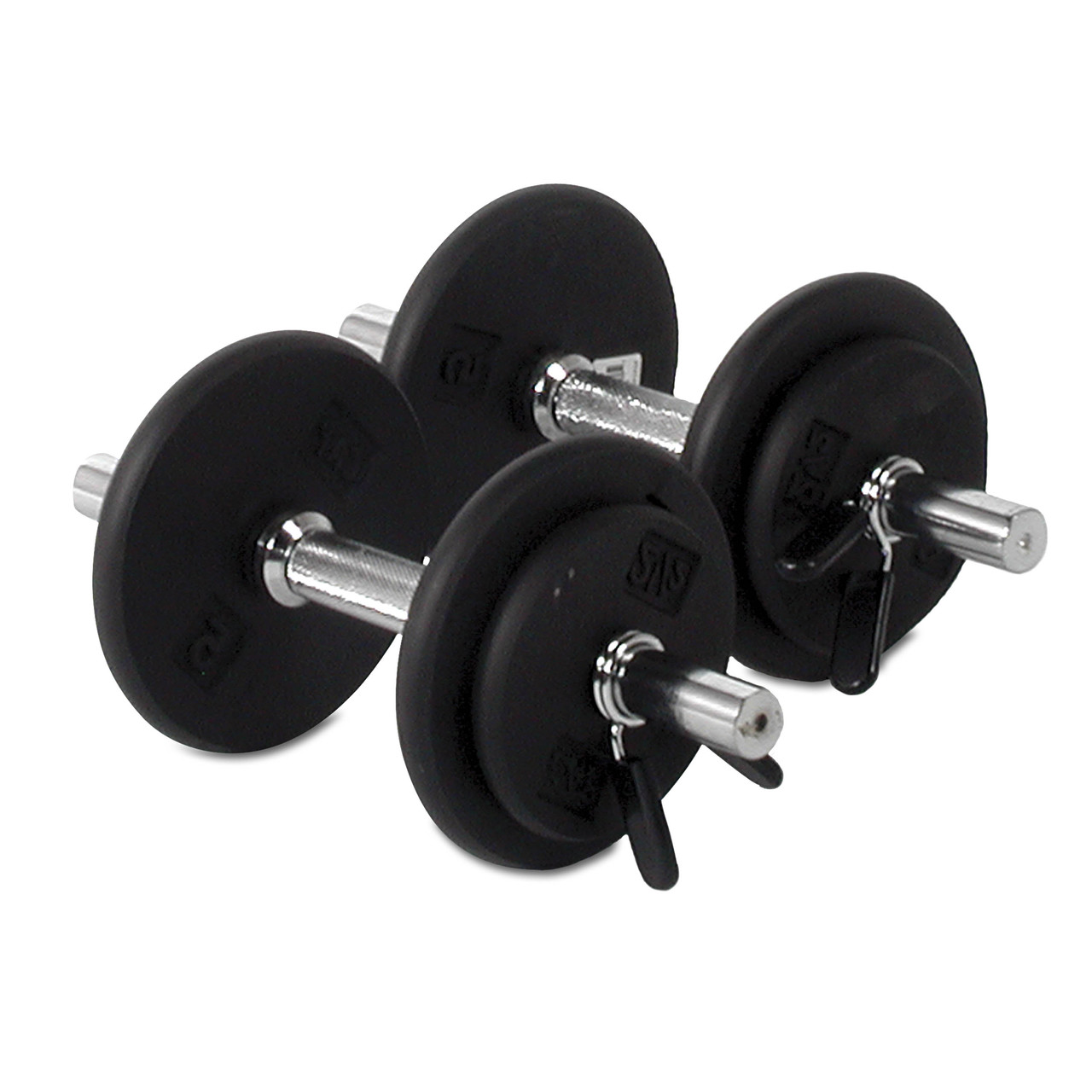 CAP Barbell 14-Inch Dumbbell Handle Pair