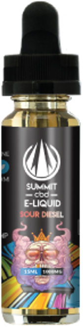 Summit CBD Vape E-Liquid