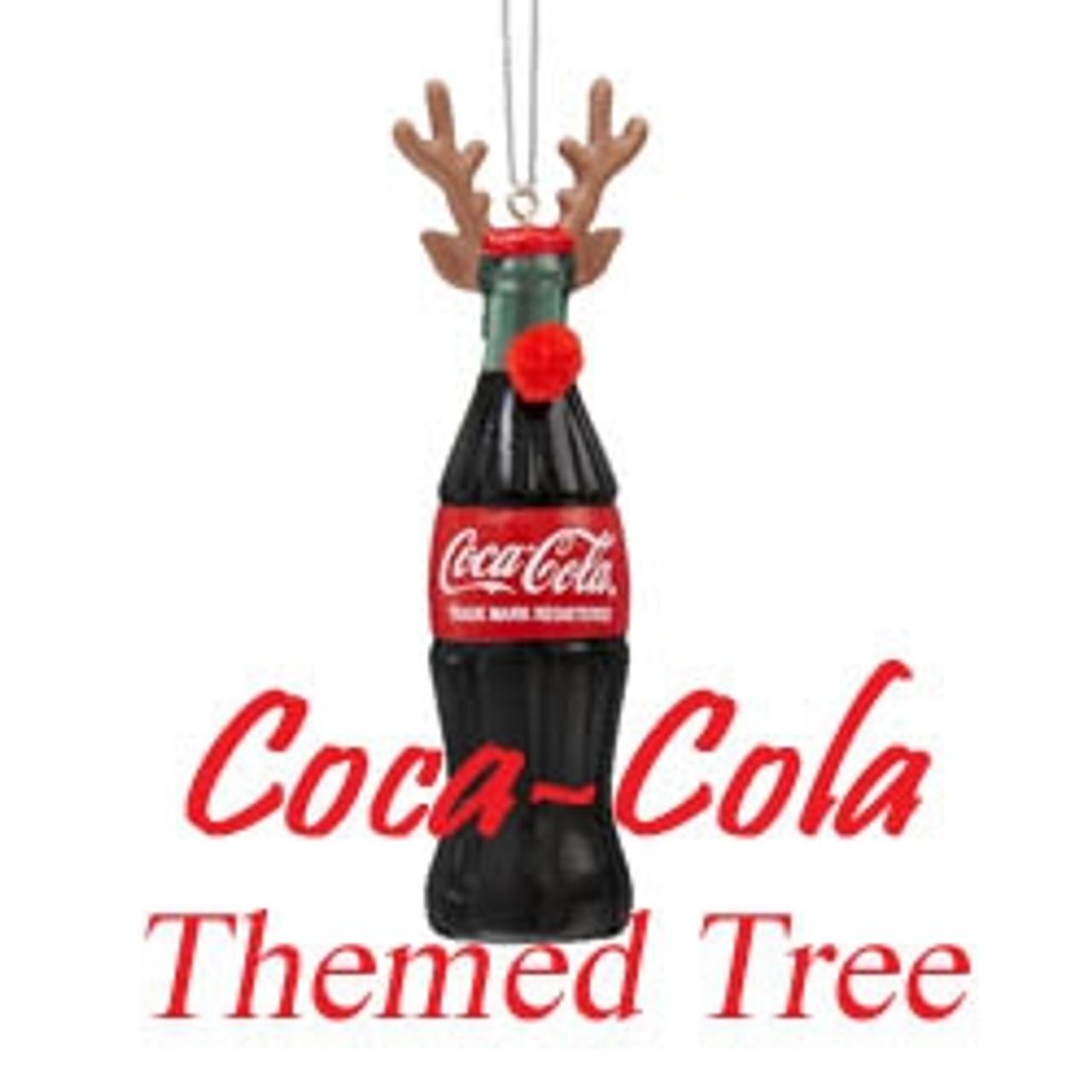 FREE SHIPPING 2 Yards Coca-Cola Ribbon