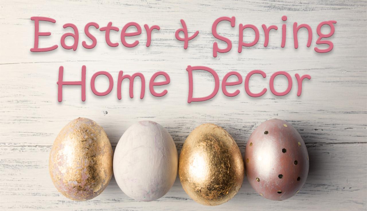 Excellent Easter Decorations For Sale Easter Home Decor Spring Home Complete Home Design Collection Epsylindsey Bellcom