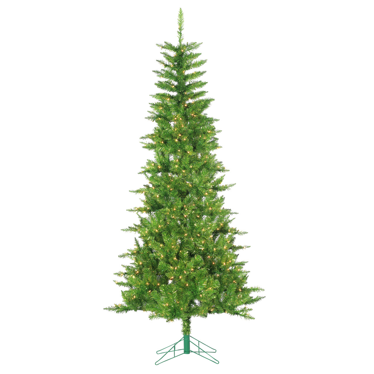 Tinsel Christmas Tree.7 5 Green Tuscany Tinsel Artificial Christmas Tree 6036 75lg