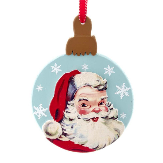 Vintage And Retro Glass Christmas Ornaments