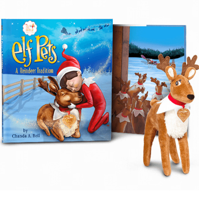 The Elf on the Shelf Elf Pets: Reindeer