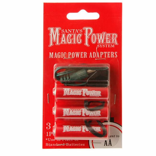 Raz Magic Power 3-AA Adapter 3416165