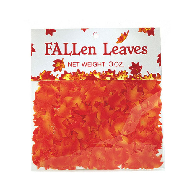 Department 56 Fallen Leaves Bag Village Accessory 56.52610