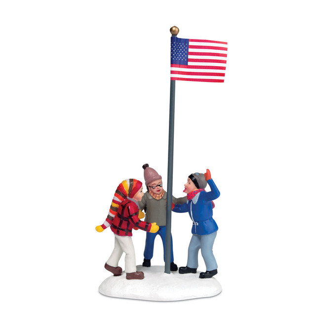 Department 56 A Christmas Story Village Triple Dog Dare Figure 805032