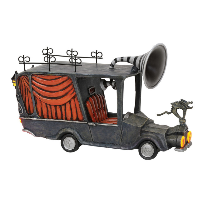 Department 56 The Nightmare Before Christmas The Mayor's Car Lighted Figure 6003314