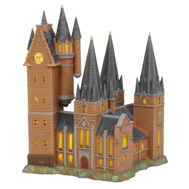 Department 56 Harry Potter Village Hogwarts Astronomy Tower Building 6003327