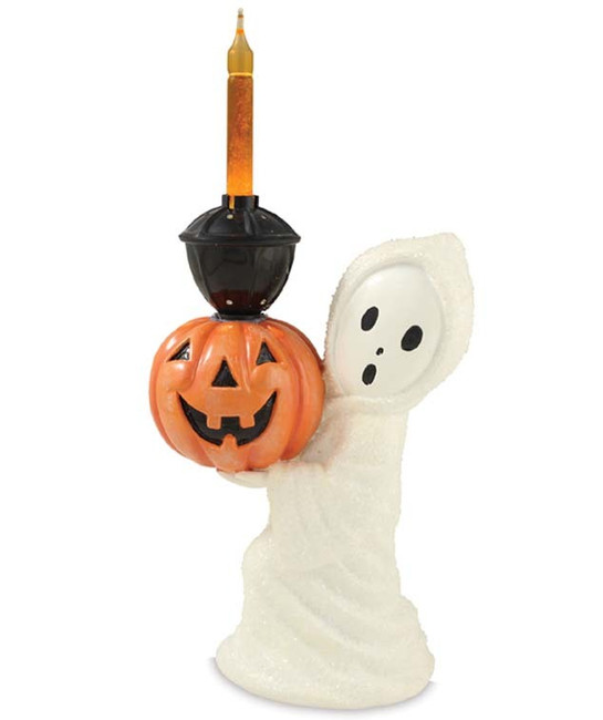 "Bethany Lowe 10.5"" Ghostly Halloween Bubble Light JG4741"