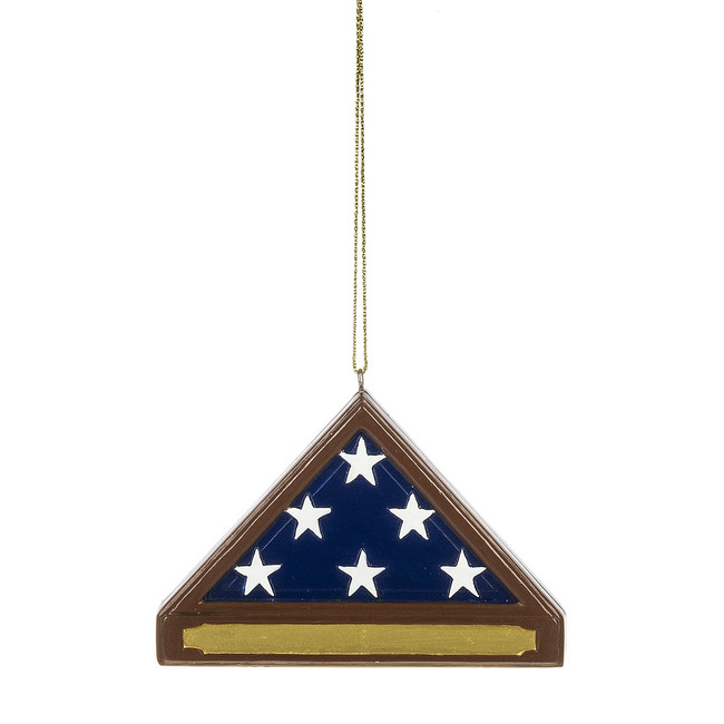 "3.5"" Fallen Soldier Memorial Christmas Ornament 162299"