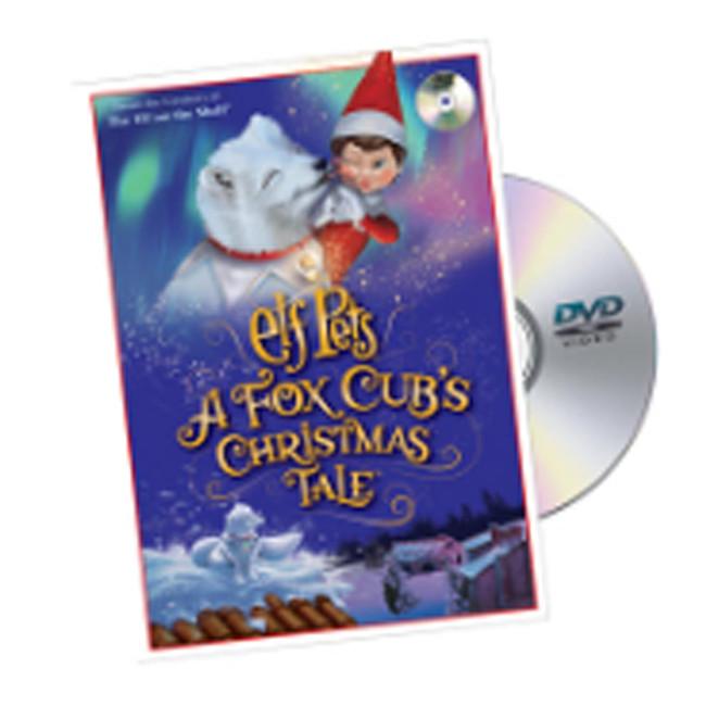 Elf On The Shelf Elf Pets: A Fox Cub's Christmas Tale DVD