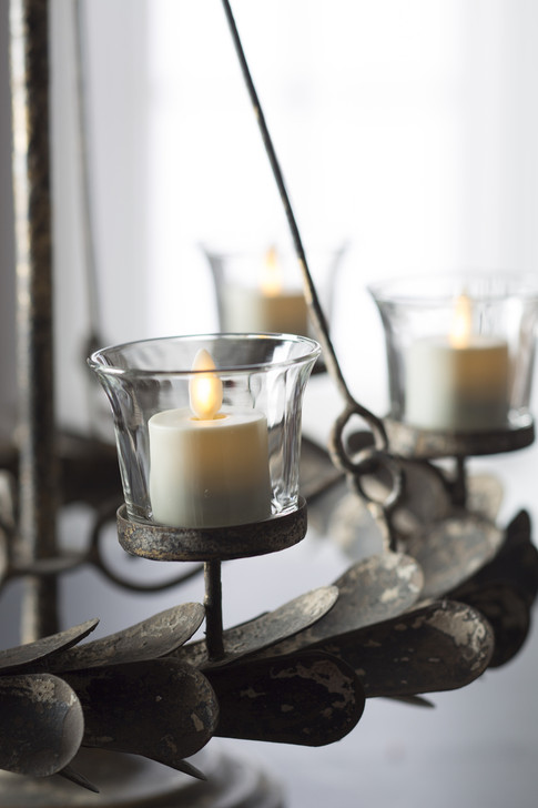 """Liown 1,5 """"2-pack Moving Flame Tealight Batterilys 36116"""