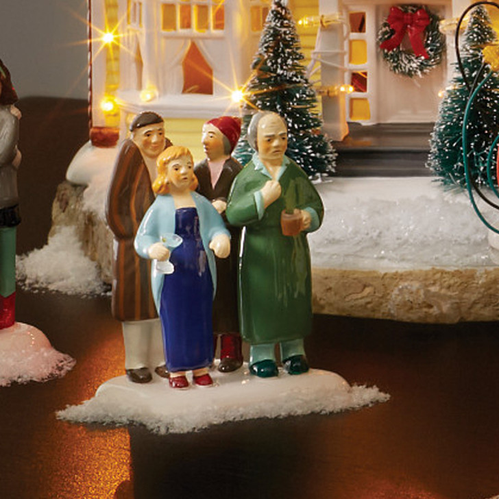 Department 56 National Lampoon's Christmas Vacation Freezing Our Baguettes Off 6000646