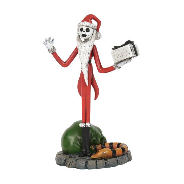 Department 56 Nightmare Before Christmas Village Jack Steals Halloween Figure 6003316