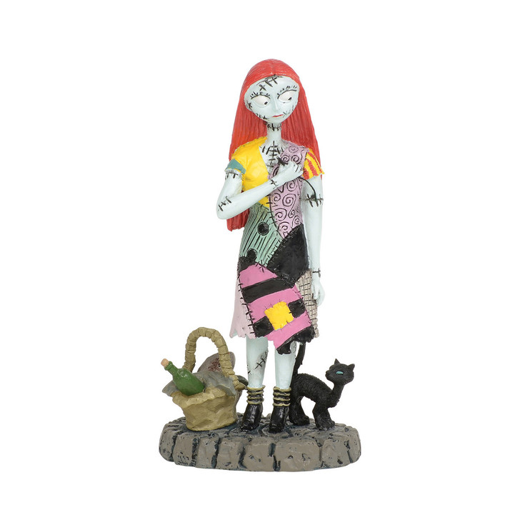 Department 56 The Nightmare Before Christmas Village Sally's Date Night 6003317