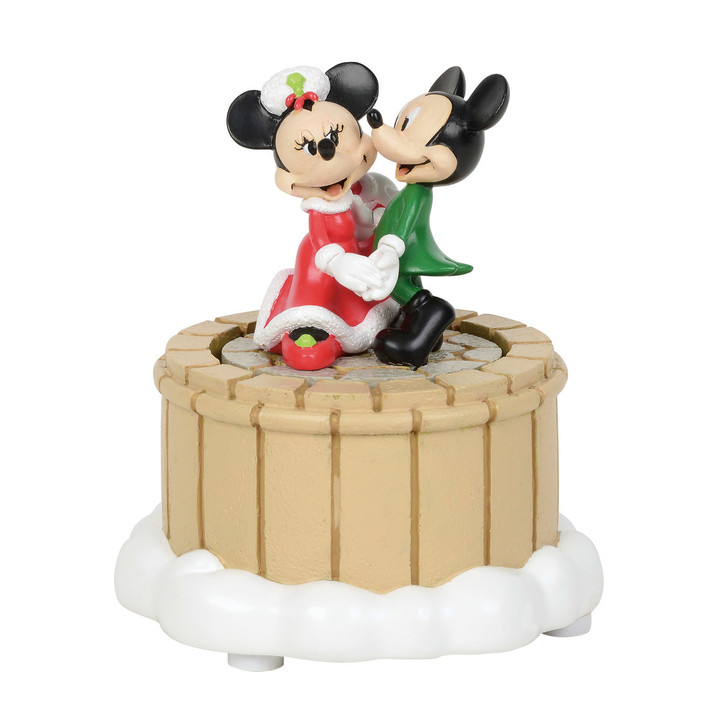 Department 56 Disney Mickey And Minnie's Dance Animated Figure 6003310