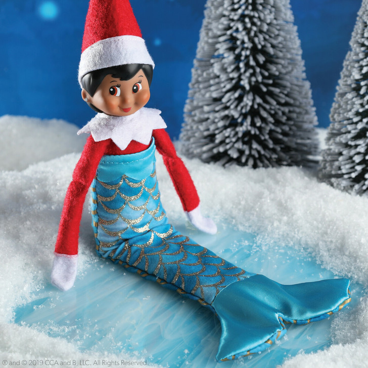 Elf On The Shelf Claus Couture Scout Elf Merry Merry Mermaid CCMERMAID