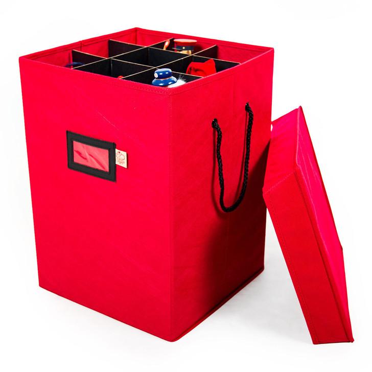 "Santa's Bags 17"" Collectible Figures Storage Box 40007"