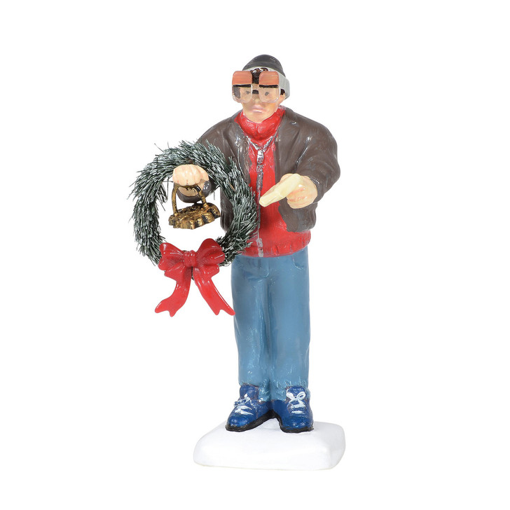 Department 56 National Lampoon's Christmas Vacation Village I'm Sorry, Merry Christmas Figure 6005463