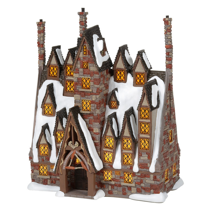 Department 56 Harry Potter Village The Three Broomsticks Building 6006511