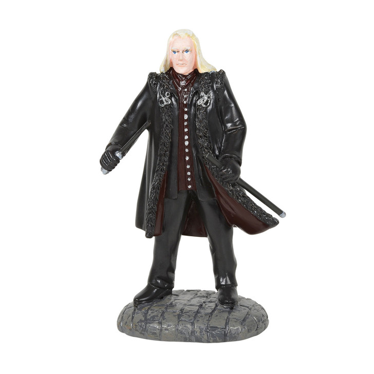 Department 56 Harry Potter Village Lucius Malfoy Figure 6006512