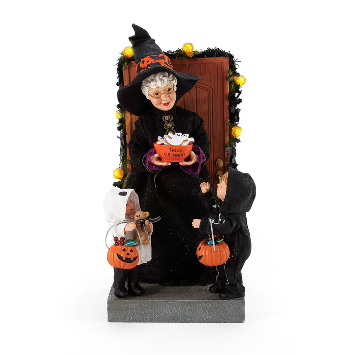Department 56 Possible Dreams Boo! Lighted Halloween Figure 6006454