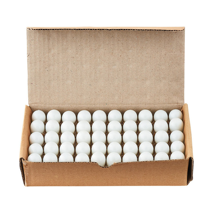 Department 56 Box of 50 Village Replacement Bulbs 56.99002