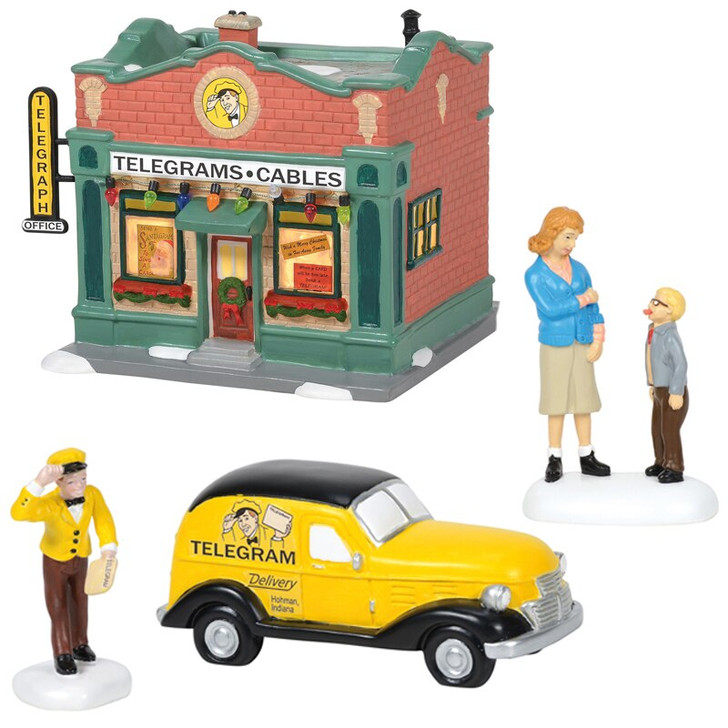 Department 56 A Christmas Story Village New for 2020 Set