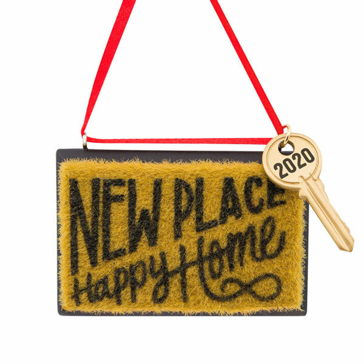 "Hallmark 2.85"" New Place New Home 2020 Dated Christmas Ornament 1HGO1992"