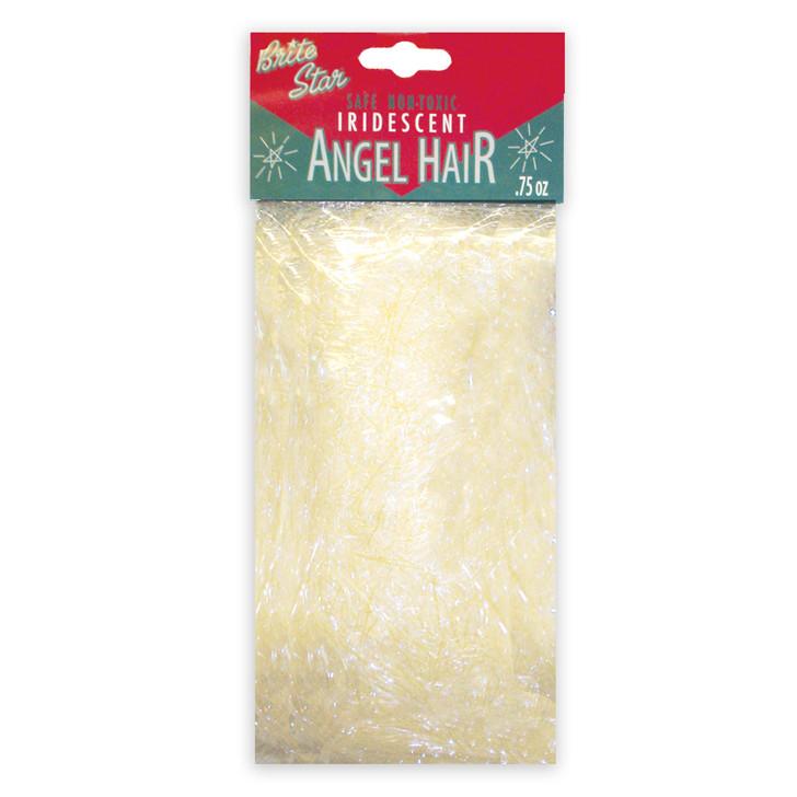 Brite Star Iridescent Angel Hair Christmas Tree Tinsel 29-227-00