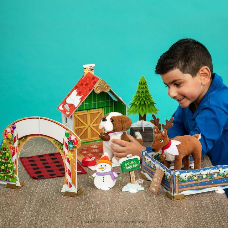 Elf On The Shelf Elf Pets Cabin Playset