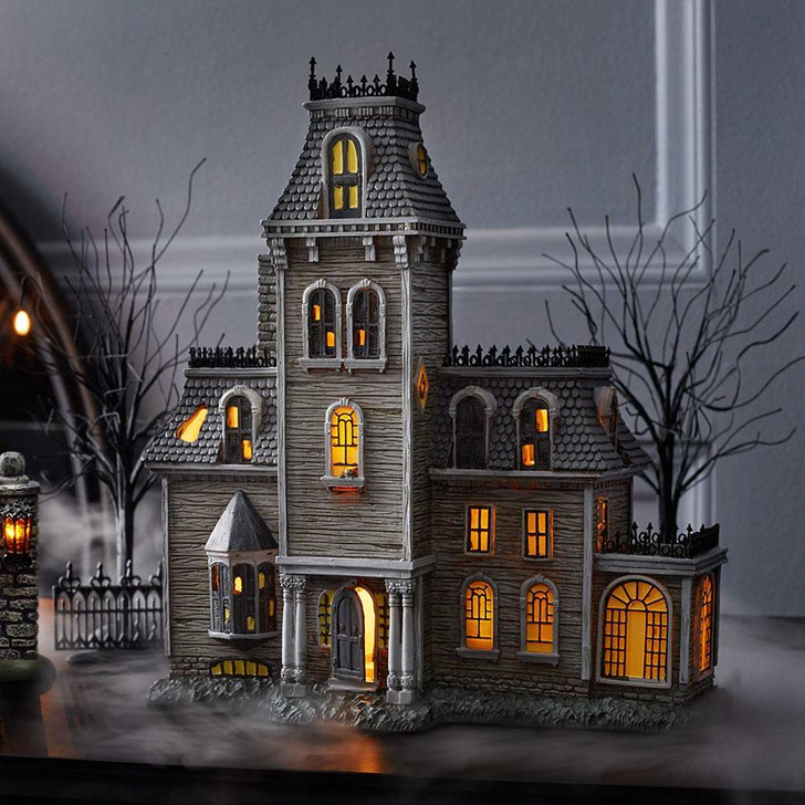 Department 56 Addams Family Village The Addams Family House 6002948