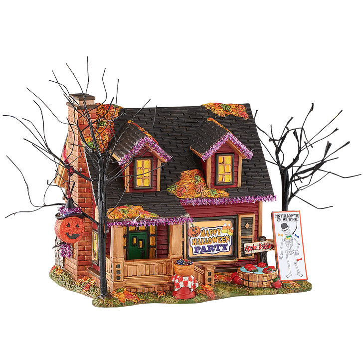 Department 56 Snow Village Halloween Party House 4051008