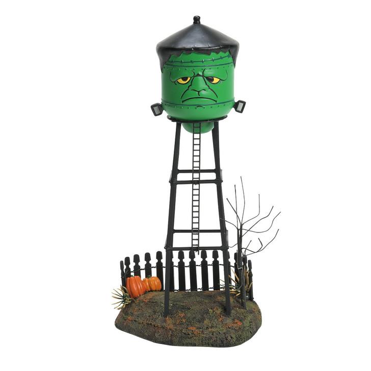 Department 56 Halloween Village Frankenstein's Water Tower 6007706