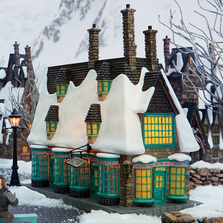 Department 56 Harry Potter Village Honeydukes Sweet Shop 6007412