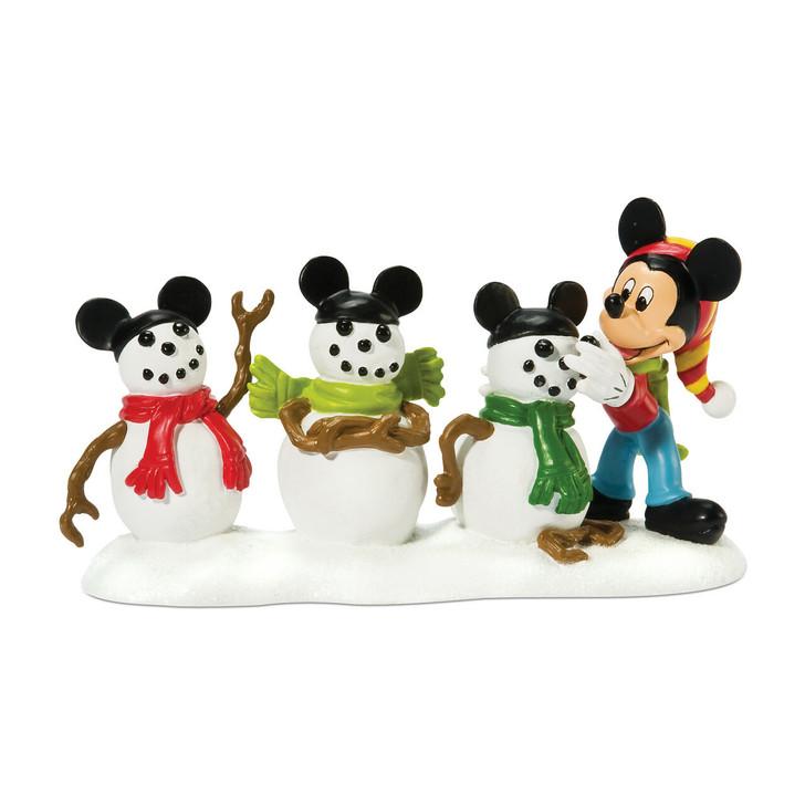 Department 56 Disney Village The Three Mouseketeers Figure 811289
