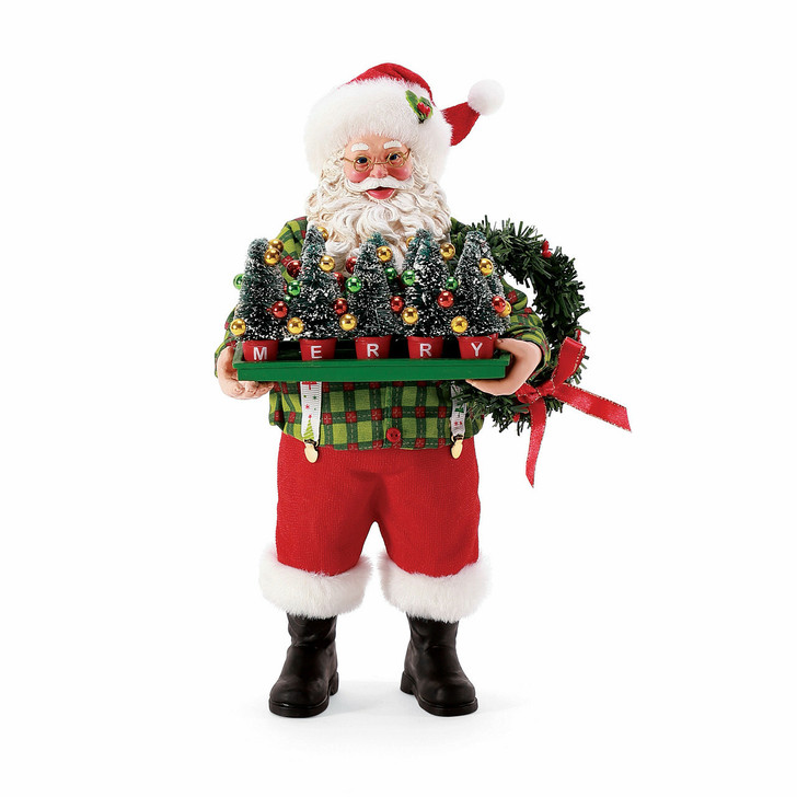 Department 56 Possible Dreams Santa All That's Merry 6008607