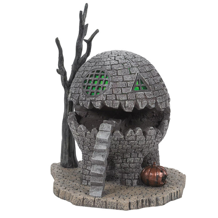 Department 56 The Nightmare Before Christmas Village The Lizard House Building 6007271