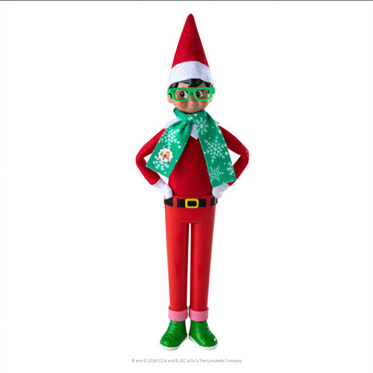 Elf On The Shelf Claus Couture Holiday Hipster