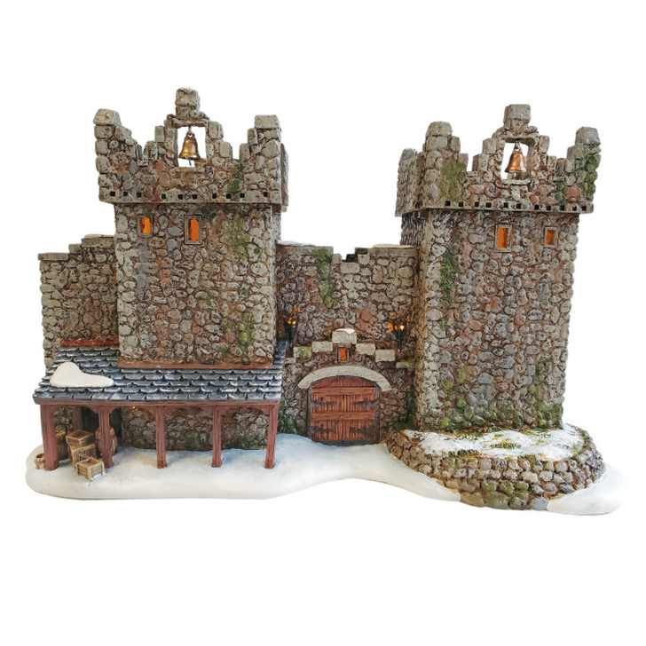 Department 56 Game Of Thrones Village Winterfell Castle Building 6009718