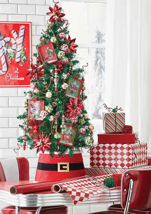 Christmas Themes.Christmas Tree Themes 2018 The Jolly Christmas Shop