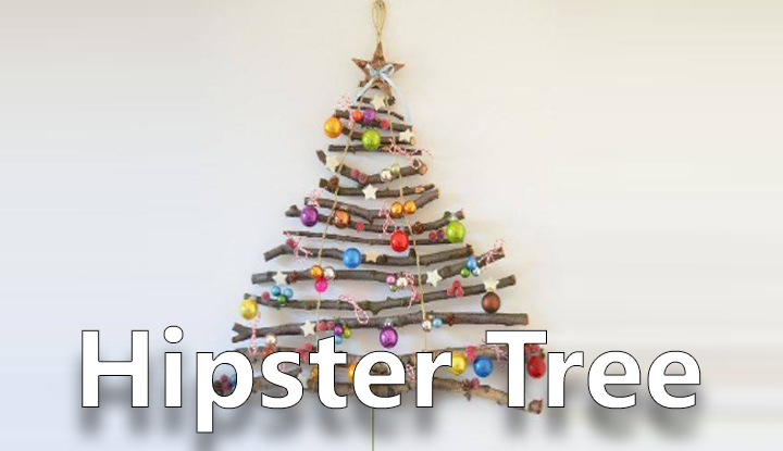 Hipster Tree