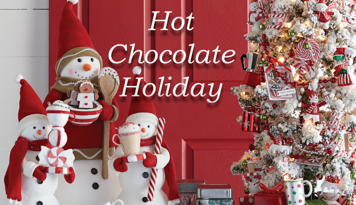 Hot Chocolate Holiday