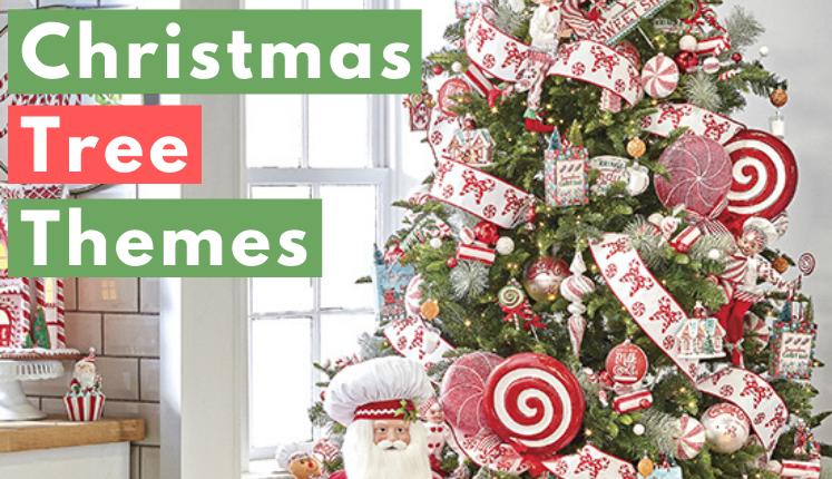 Christmas Tree Themes - The Jolly Christmas Shop