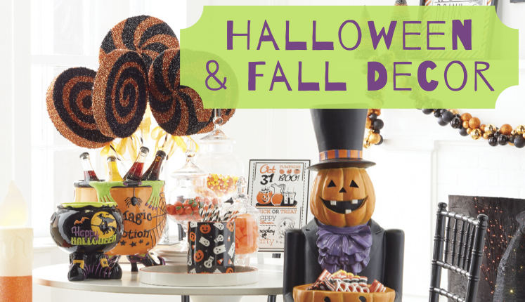 Halloween & Fall Decorations - The Jolly Christmas Shop