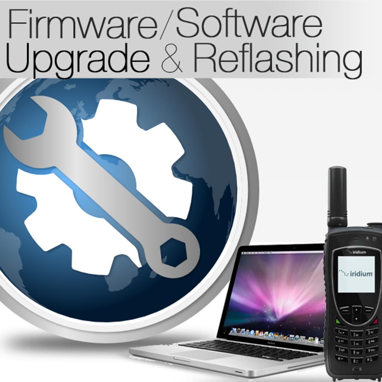 Firmware Upgrade for Satellite Phones & BGANs