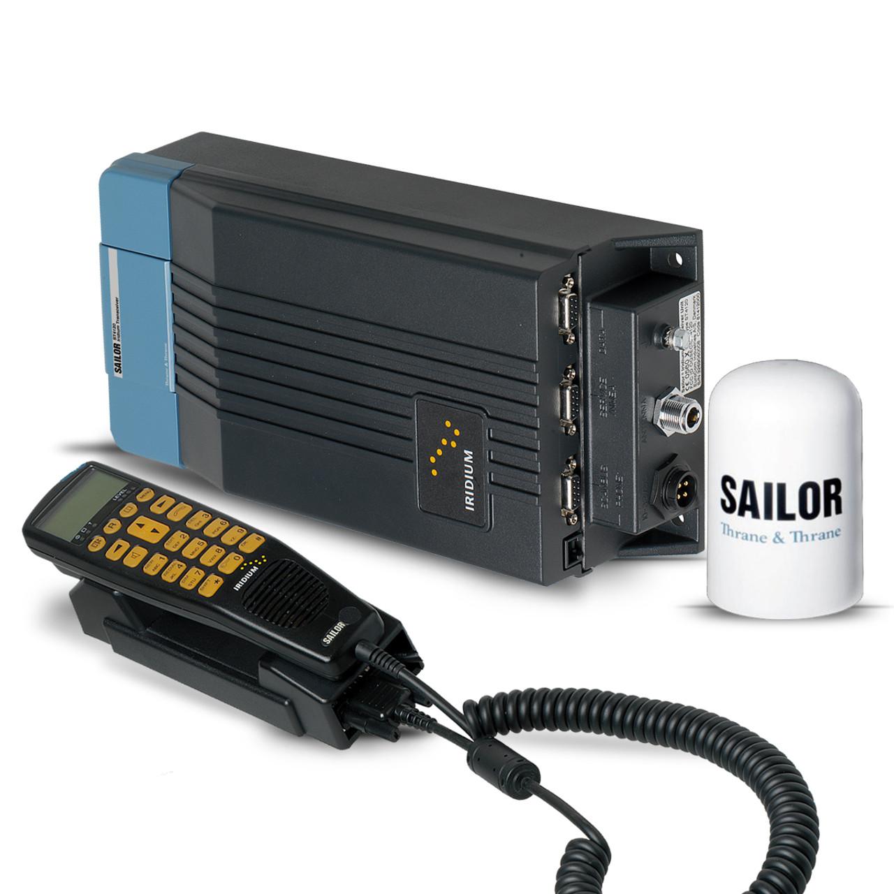 Sailor SC4000 Iridium Satellite Telephone System