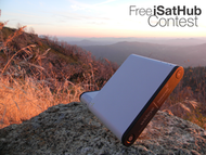Get a Free Wideye iSavi iSatHub Portable Satellite Internet Terminal In The NorthernAxcess Give Away Contest
