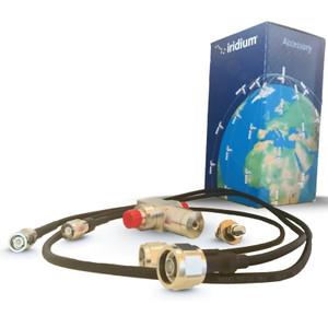 Iridium Custom Antenna Kit with Lightning Surge Suppressor- SKN6121B