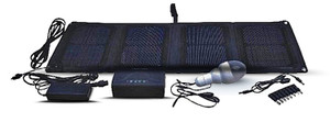 SatStation SolarBoost 10 Foldable Solar Panel for Satellite Phones
